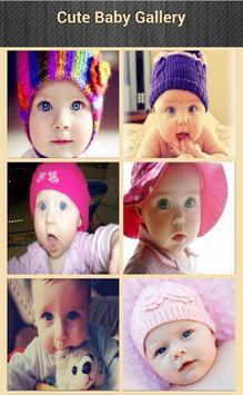 Cute Baby Gallery screenshot 1