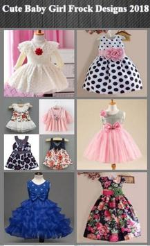 f0c1df7a4bd2 Cute Baby Girl Frock Designs 2018 for Android - APK Download