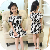 Cute Baby Dress Style icon
