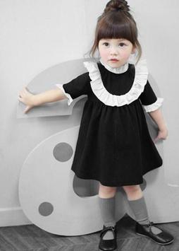 Cute Baby Dress Style apk screenshot