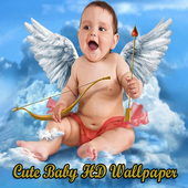 Cute Baby HD Wallpaper icon