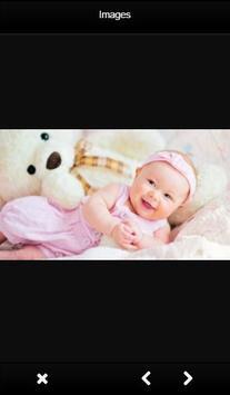 Cute Baby Images apk screenshot