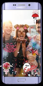 Swap Cat & Dog Four Face - Collage Sticker Photo screenshot 16