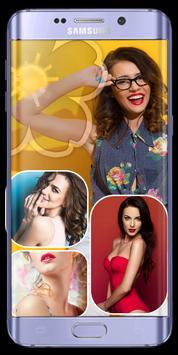 Swap Cat & Dog Four Face - Collage Sticker Photo screenshot 19