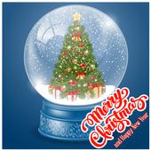 Cute Christmas Live Wallpaper icon