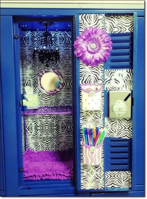 Cute Girl School Locker Decorating Ideas For Android Apk
