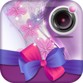 Cute Girl Photo Editor icon