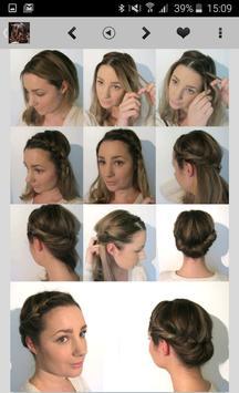 Cute Girls Hair Styles screenshot 3