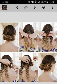 Cute Girls Hair Styles screenshot 1