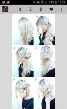 Cute Girls Hair Styles screenshot 5
