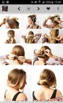 Cute Girls Hair Styles screenshot 6