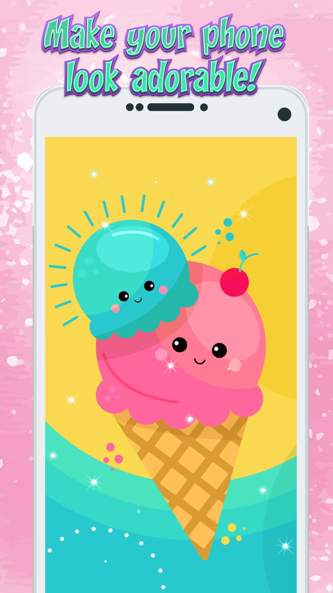 Cute Live Wallpapers And Backgrounds For Girls For Android Apk