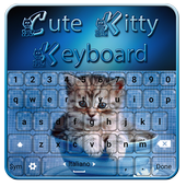 Cute Kitty Keyboard icon