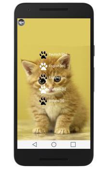 Cute Kitty Keyboard screenshot 2