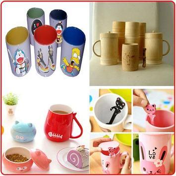 Cute Mug Designs poster