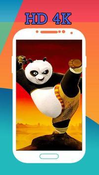 Cute Panda Cartoon Wallpaper screenshot 3