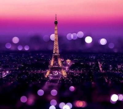 Cute Paris Live Wallpaper screenshot 3