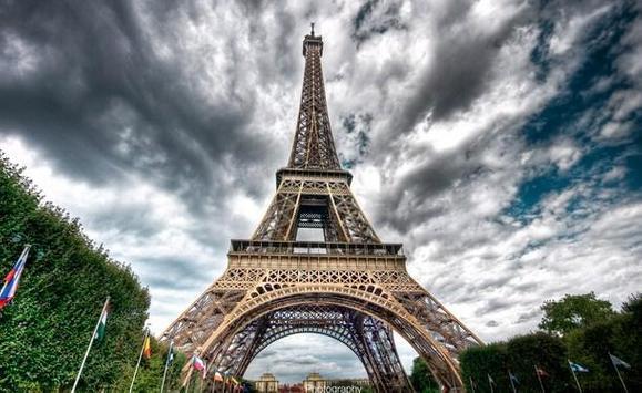 Cute Paris Live Wallpaper screenshot 4