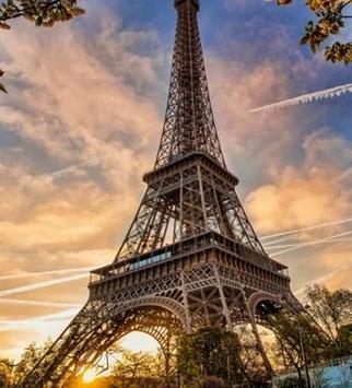 Cute Paris Live Wallpaper screenshot 5