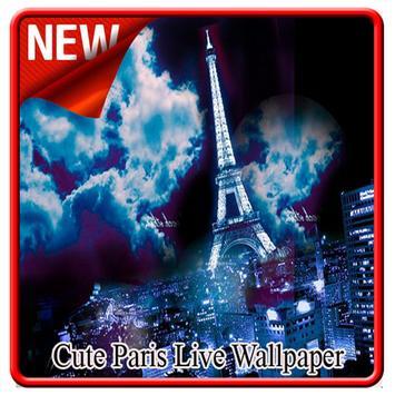 Cute Paris Live Wallpaper screenshot 7