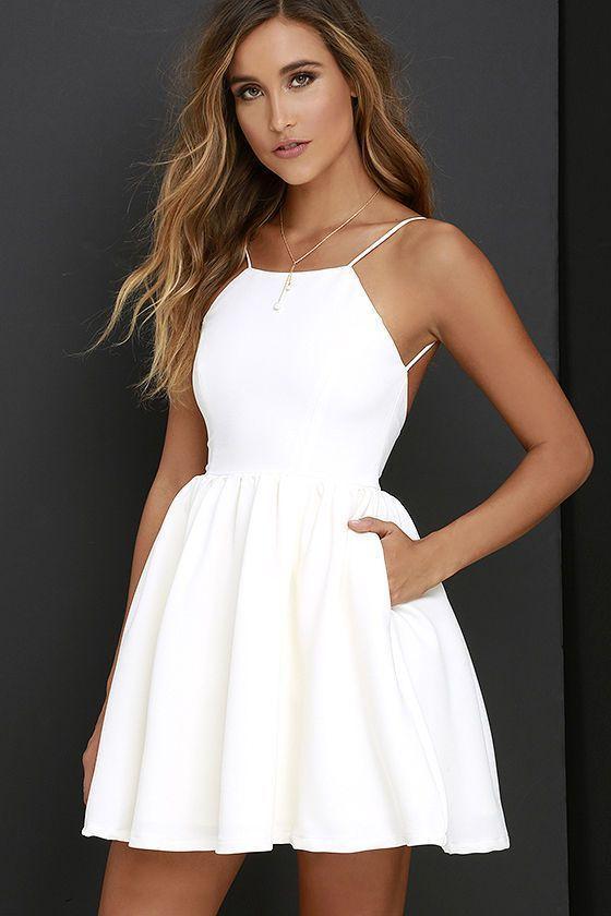 a023765d3 ... Lindos Vestidos Blancos Cortos captura de pantalla 6 ...
