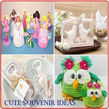 Cute Souvenir Ideas poster