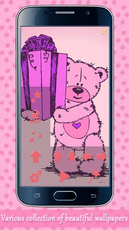 Cute teddy bears wallpaper apk download free personalization app cute teddy bears wallpaper apk screenshot voltagebd Choice Image