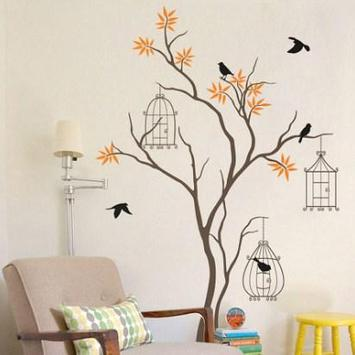 Cute Wall Painting Design apk screenshot