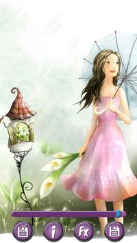Cute Wallpapers for Girls HD3D apk screenshot
