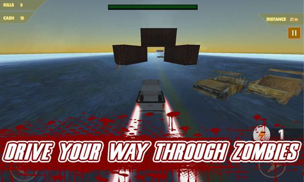 Zombie Mission: Highway Squad apk screenshot