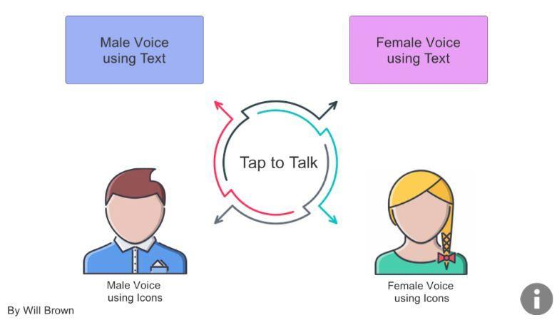 Tap to Talk for Android - APK Download
