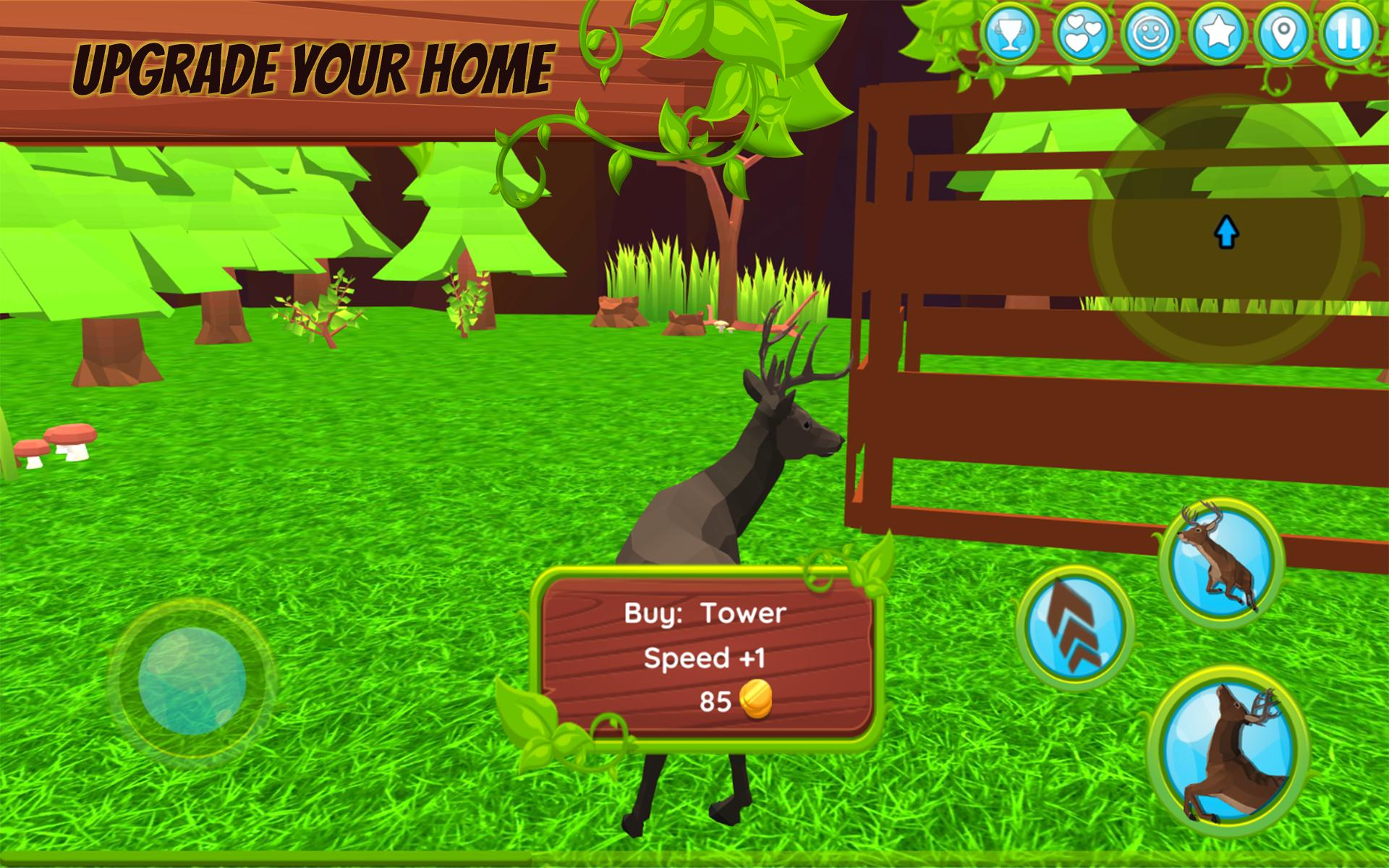 Deer Simulator - Animal Family for Android - APK Download