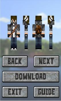 New Boys Skins for Minecraft: Pocket Edition screenshot 4
