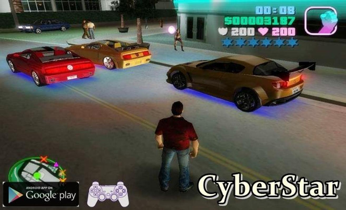 mobile game vice city