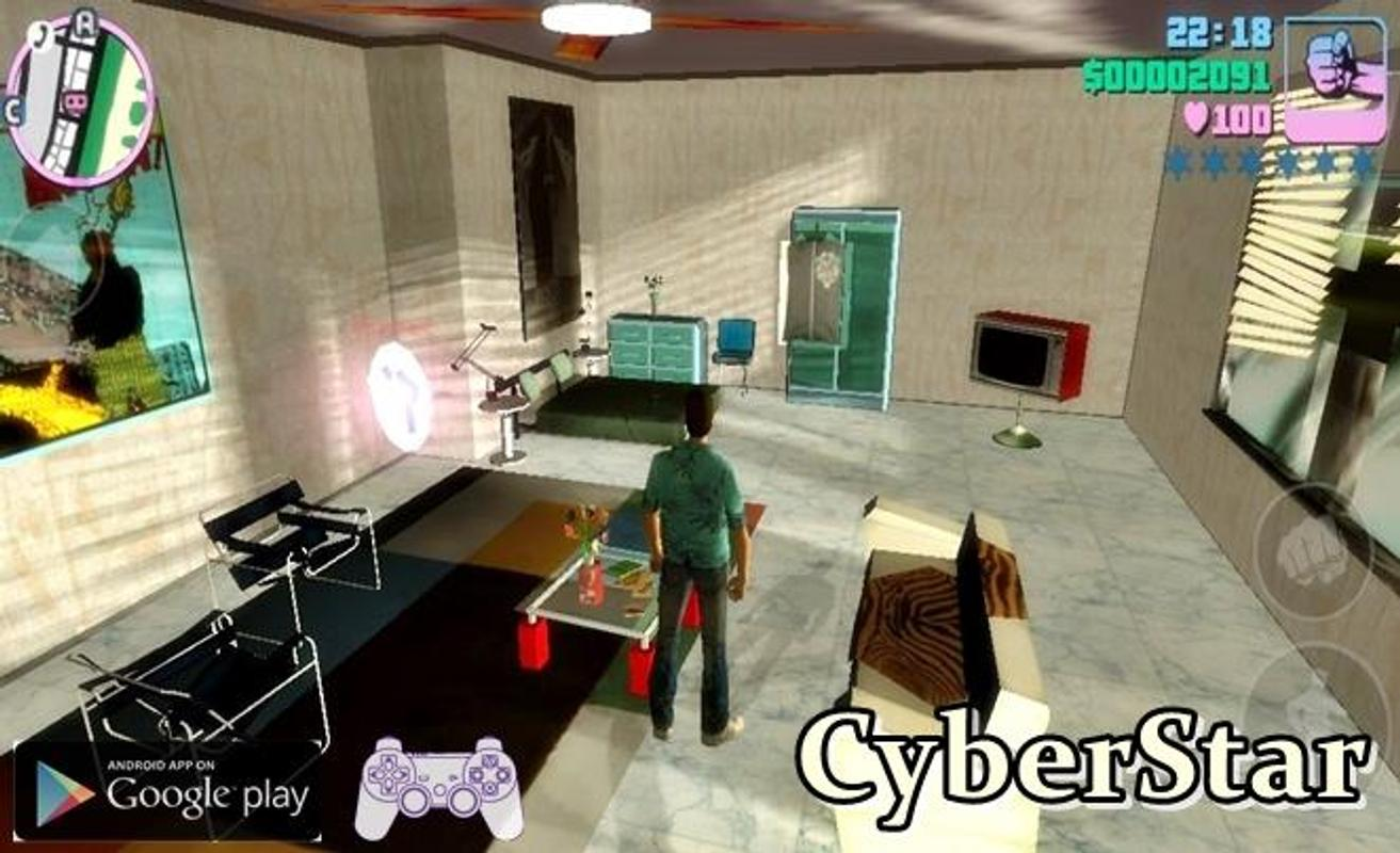 gta vice city game app
