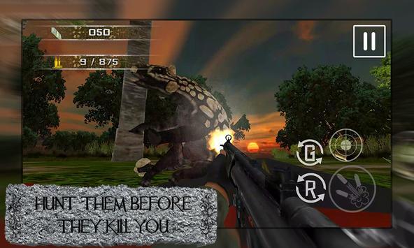Dinosaur Hunt: Combat Shooting screenshot 6