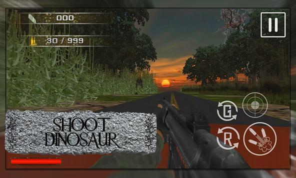 Dinosaur Hunt: Combat Shooting screenshot 9