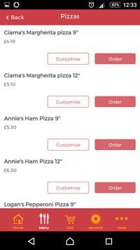 Daddy's Little Pizzas screenshot 2