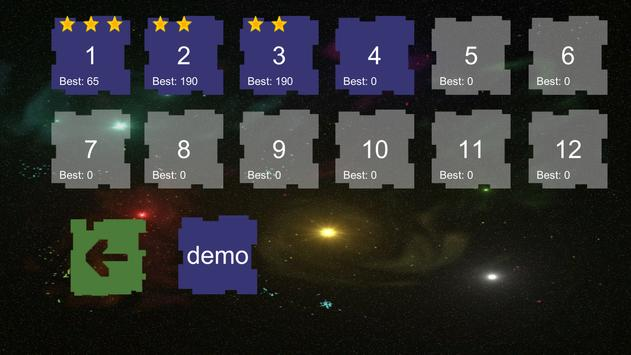 Galactic Missile Pursuit screenshot 3