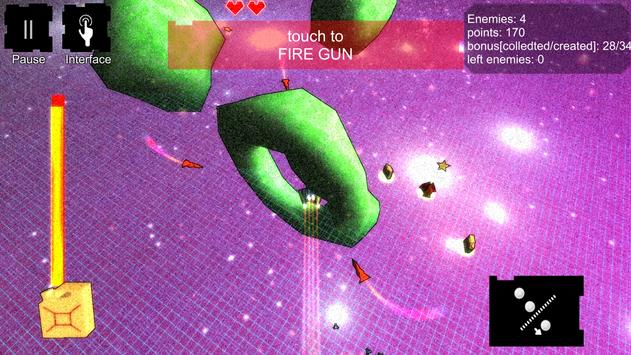 Galactic Missile Pursuit screenshot 6