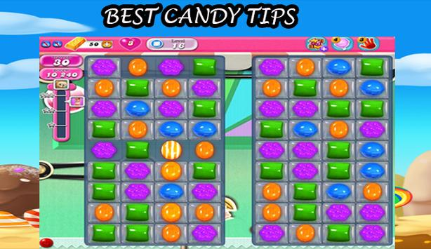 Guide Candy Cookie crash poster