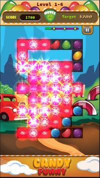 Happy Candy Fantasy apk screenshot