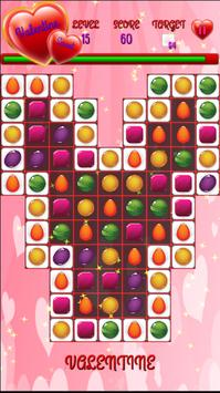 Candy Sweet Valentine screenshot 5