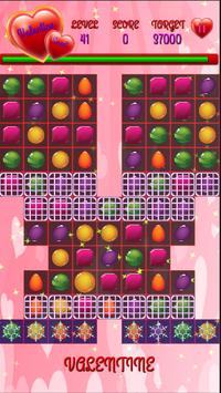 Candy Sweet Valentine screenshot 2