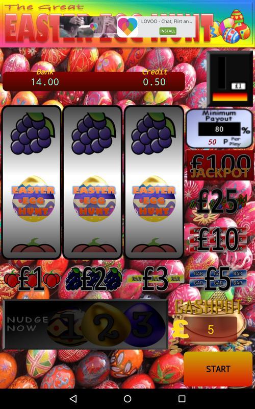 Easter Egg Hunt Slot Machine