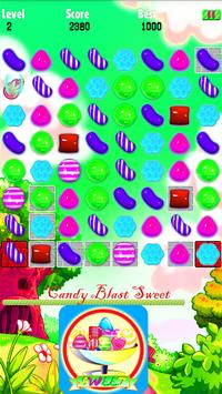 Candy Blast Sweet poster