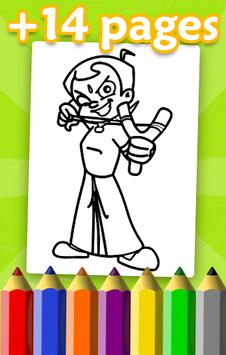 Chhota Coloring Book for Bheem screenshot 1