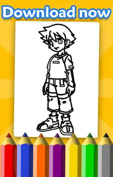 Boom Coloring Book for Sonic screenshot 5