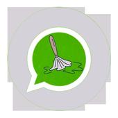 whatapp Cleaner icon