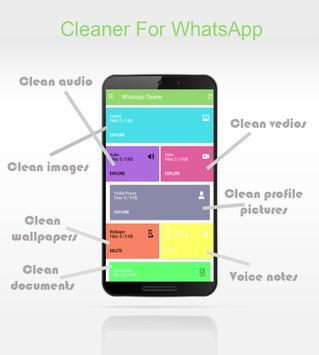 whatapp Cleaner poster
